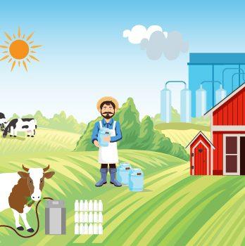 Süt Üreten Tarımsal İşletmeler